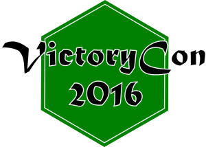 VictoryCon 2016 Logo